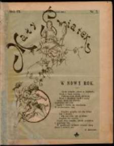 Mały Światek. R. 9, Nr 2 (1895/1896)