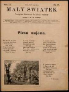 Mały Światek. R. 9, Nr 15 (1895/1896)