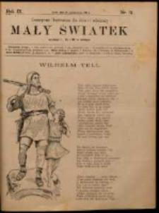 Mały Światek. R. 9, Nr 31 (1895/1896)