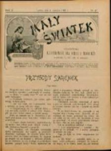 Mały Światek. R. 10, Nr 17 (1896/1897)
