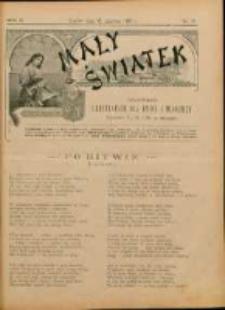 Mały Światek. R. 10, Nr 18 (1896/1897)