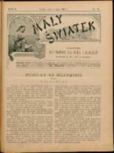 Mały Światek. R. 10, Nr 20 (1896/1897)