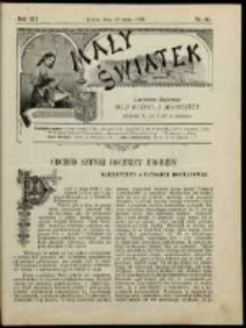 Mały Światek. R. 12, Nr 15 (1898/1899)