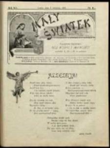 Mały Światek. R. 12, Nr 11 (1898/1899)