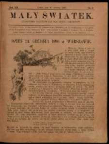 Mały Światek. R. 12, Nr 3 (1898/1899)