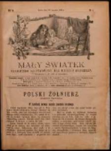Mały Światek. R. 7, Nr 4 (1893/1894)