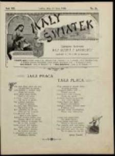 Mały Światek. R. 12, Nr 21 (1898/1899)