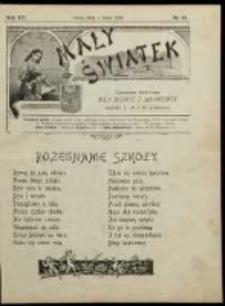 Mały Światek. R. 12, Nr 20 (1898/1899)