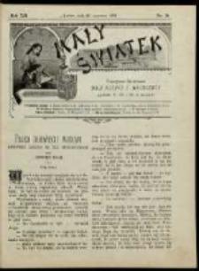 Mały Światek. R. 12, Nr 19 (1898/1899)