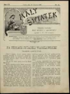 Mały Światek. R. 12, Nr 24 (1898/1899)