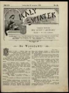 Mały Światek. R. 12, Nr 28 (1898/1899)