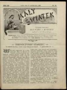 Mały Światek. R. 12, Nr 30 (1898/1899)