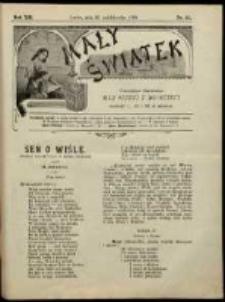Mały Światek. R. 12, Nr 31 (1898/1899)