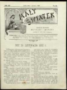 Mały Światek. R. 12, Nr 35 (1898/1899)