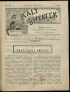 Mały Światek. R. 12, Nr 36 (1898/1899)