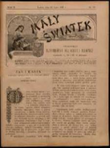 Mały Światek. R. 10, Nr 22 (1896/1897)