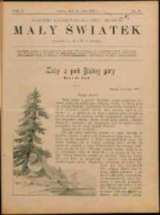 Mały Światek. R. 10, Nr 21 (1896/1897)
