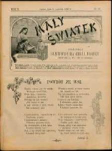 Mały Światek. R. 10, Nr 26 (1896/1897)