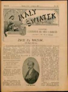 Mały Światek. R. 10, Nr 23 (1896/1897)