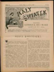 Mały Światek. R. 10, Nr 27 (1896/1897)
