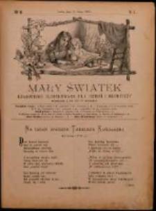 Mały Światek. R. 7, Nr 6 (1893/1894)