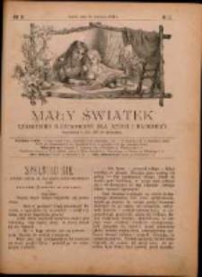 Mały Światek. R. 7, Nr 13 (1893/1894)