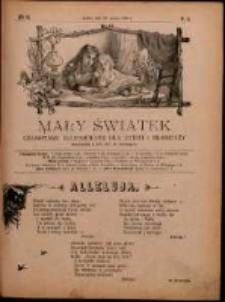 Mały Światek. R. 7, Nr 10 (1893/1894)