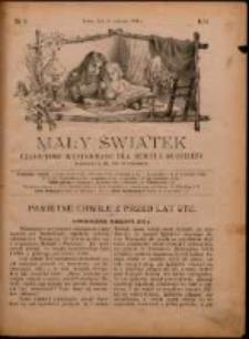 Mały Światek. R. 7, Nr 12 (1893/1894)