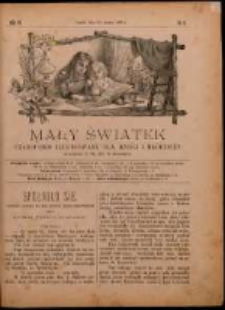Mały Światek. R. 7, Nr 9 (1893/1894)