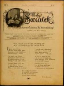 Mały Światek. R. 7, Nr 17 (1893/1894)
