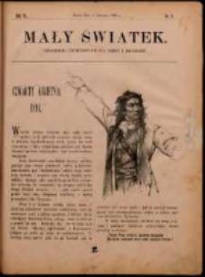 Mały Światek. R. 7, Nr 11 (1893/1894)