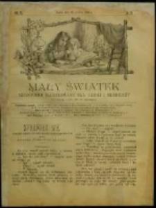 Mały Światek. R. 7, Nr 36 (1893/1894)