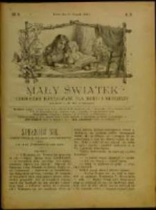 Mały Światek. R. 7, Nr 33 (1893/1894)