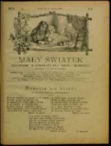 Mały Światek. R. 7, Nr 34 (1893/1894)