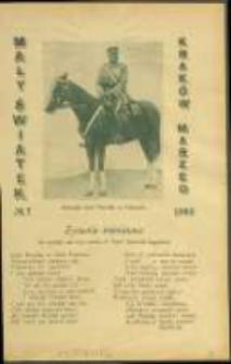 Mały Światek. R. 47, Nr 7 (1934/1935)