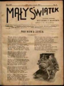 Mały Światek. R. 14, Nr 2 (1900/1901)