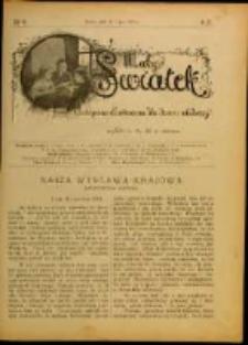 Mały Światek. R. 7, Nr 22 (1893/1894)