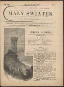 Mały Światek. R. 14, Nr 7 (1900/1901)