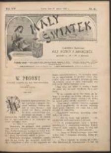 Mały Światek. R. 14, Nr 10 (1900/1901)