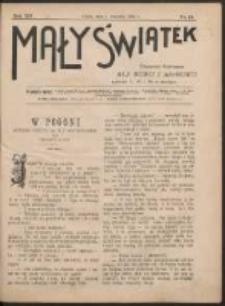 Mały Światek. R. 14, Nr 11 (1900/1901)