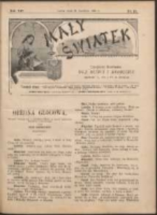 Mały Światek. R. 14, Nr 13 (1900/1901)