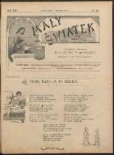 Mały Światek. R. 14, Nr 26 (1900/1901)