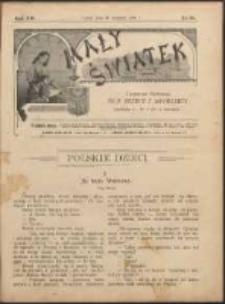 Mały Światek. R. 14, Nr 28 (1900/1901)