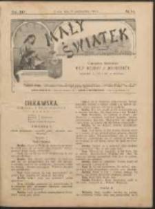 Mały Światek. R. 14, Nr 31 (1900/1901)