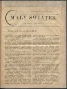 Mały Światek. R. 14, Nr 35 (1900/1901)
