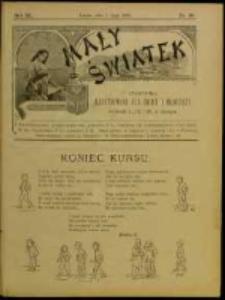 Mały Światek. R. 11, Nr 20 (1897/1898)