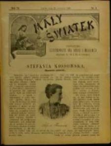 Mały Światek. R. 11, Nr 4 (1897/1898)