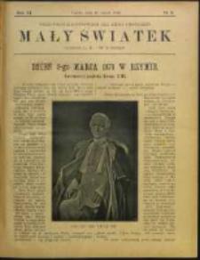 Mały Światek. R. 11, Nr 9 (1897/1898)
