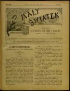 Mały Światek. R. 11, Nr 6 (1897/1898)