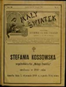 Mały Światek. R. 11, Nr 3 (1897/1898)